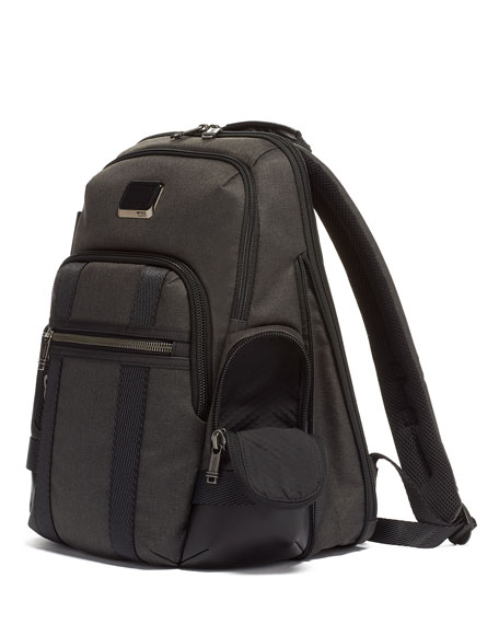 "Tumi Nathan Alpha Bravo Backpack with 15"" Laptop Compartment"