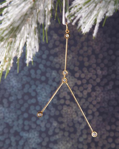 NEST Jewelry Cancer Zodiac Ornament
