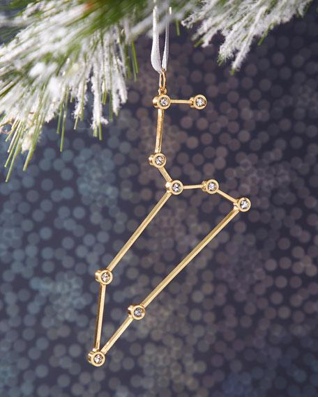 NEST Jewelry Leo Zodiac Ornament