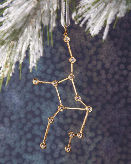 NEST Jewelry Virgo Zodiac Ornament