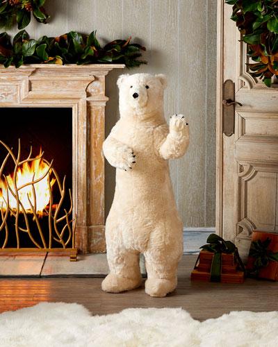 Standing Polar Bear  48