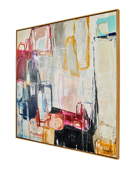 """Jill Pumpelly Fine Art """"An Unexpected Happy Place"""" Limited Edition Giclee"""