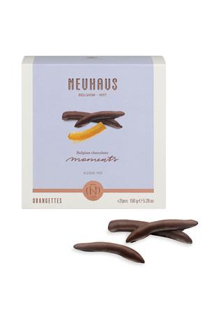 Neuhaus Chocolate 21-Piece Orangettes Box