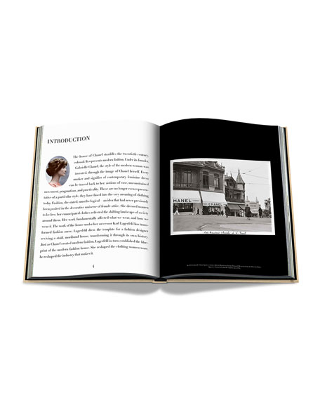 """Assouline Publishing """"Chanel: The Impossible Collection"""" Book by Alexander Fury"""