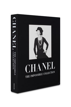 "Assouline ""Chanel: The Impossible Collection"" Book by Alexander Fury"