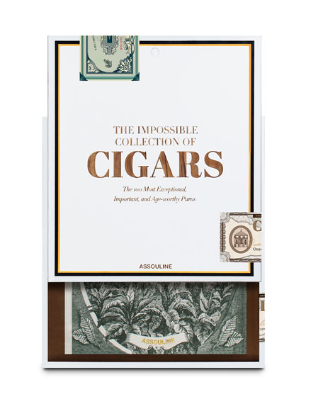 "Image 2 of 4: Assouline ""Impossible Collection of Cigars"" Book"
