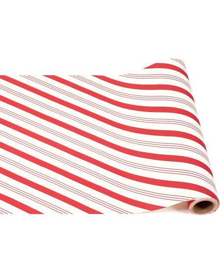 Hester & Cook Candy Stripe Paper Table Runner