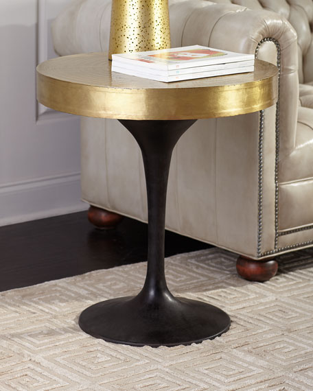 Arteriors Daryl Side Table