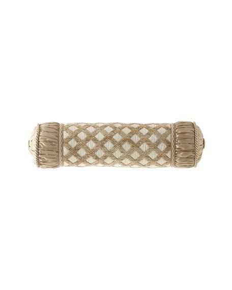 Austin Horn Collection Everleigh Neck Roll Pillow