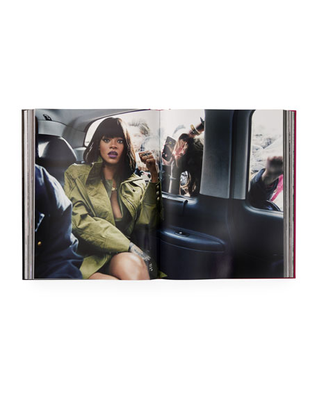 "Image 2 of 4: Phaidon Press ""The Rihanna Book"" by Rihanna"