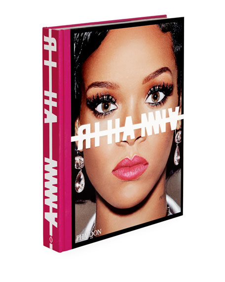 "Image 1 of 4: Phaidon Press ""The Rihanna Book"" by Rihanna"