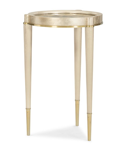 caracole Skinny Dip Accent Table