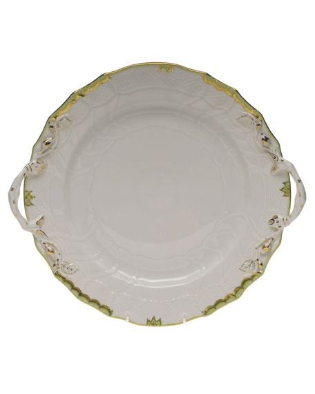 Herend Princess Victoria Chop Plate