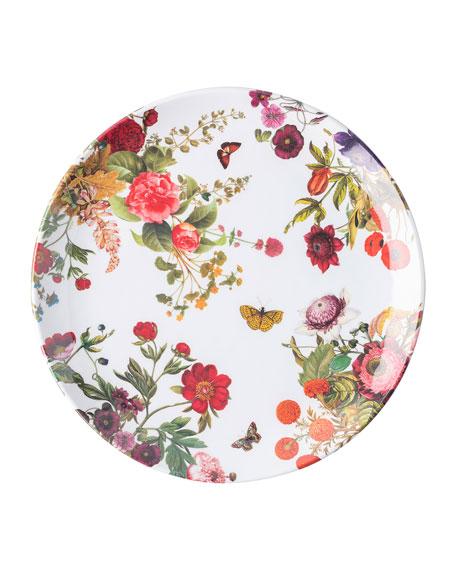 Juliska Field of Flowers Melamine Dinner Plate