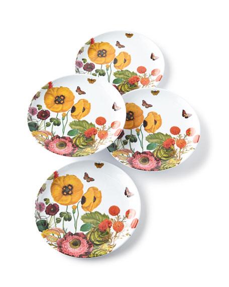 Juliska Field of Flowers Melamine Dessert/Salad Plate