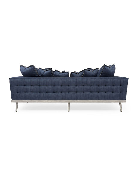 Image 3 of 5: Badgley Mischka Home Palisades Sofa, 95""