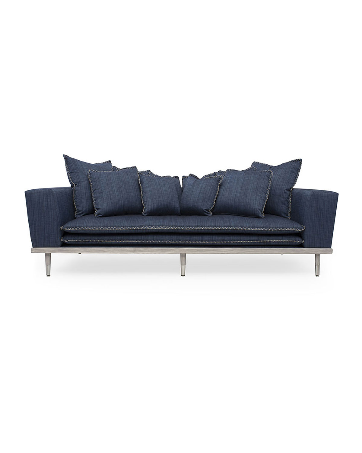 Badgley Mischka Home Palisades Sofa, 95""