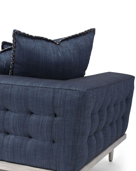 Image 5 of 5: Badgley Mischka Home Palisades Sofa, 95""