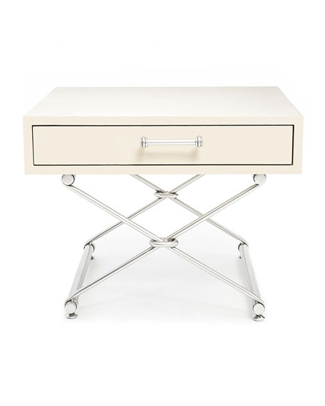 Image 1 of 3: Innova Luxury Palisades Accent Table