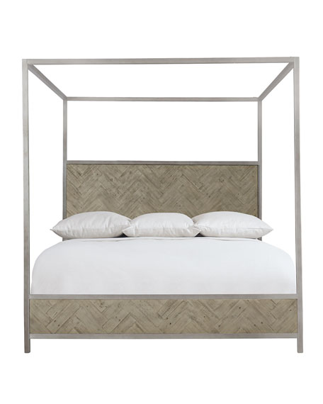 Image 3 of 3: Milo Canopy  Bed - King
