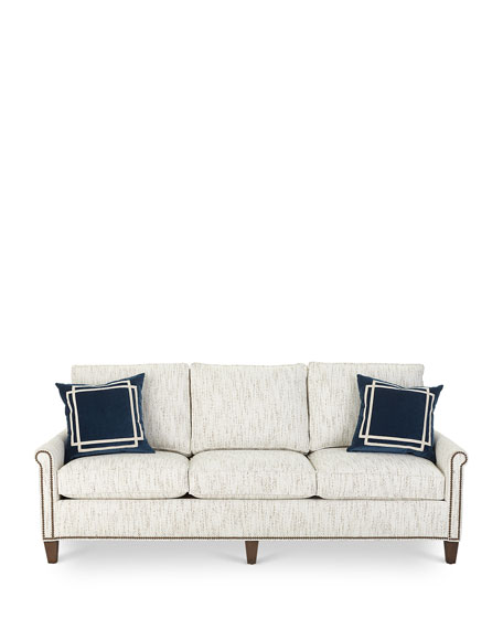 Image 3 of 4: Massoud Durham Sofa, 88""