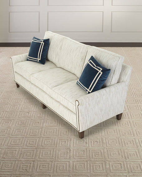 Image 1 of 4: Massoud Durham Sofa, 88""