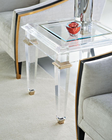 caracole Pierre End Table