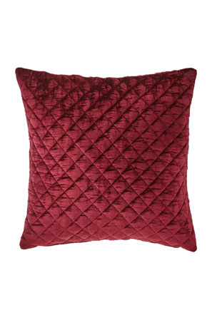 Pine Cone Hill Patina Velvet Decorative Pillow