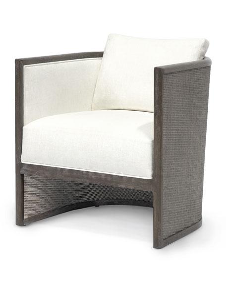 Palecek Barlow Cane Accent Chair