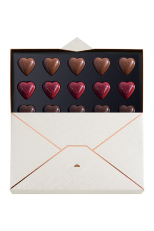 Neuhaus Chocolate 15-Piece The Love Letter Box  $36.00