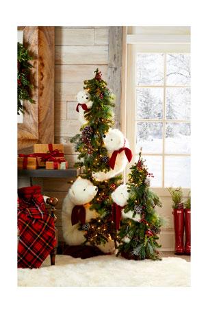 Christmas Decor At Neiman Marcus