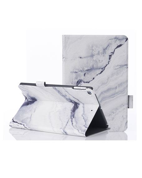 "Image 2 of 2: Chic Geeks Gray Marble 10.5"" iPad Air Case - 3rd Generation"