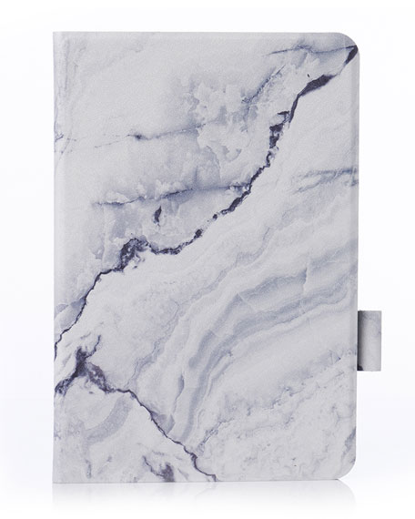 "Image 1 of 2: Chic Geeks Gray Marble 10.5"" iPad Air Case - 3rd Generation"