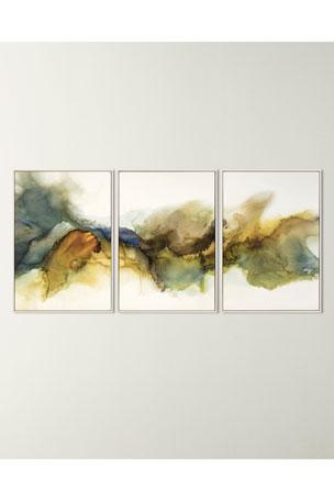 """Paragon Decors """"Lambert"""" 3-Piece Art Print Set"""