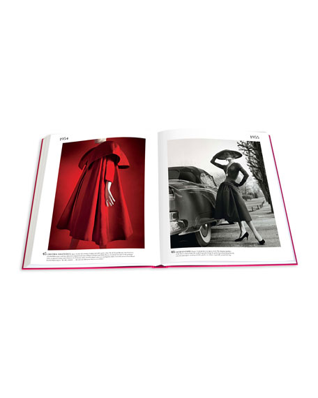 "Image 4 of 5: Assouline ""The Impossible Collection of Fashion"" Book"