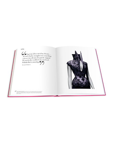 "Image 5 of 5: Assouline ""The Impossible Collection of Fashion"" Book"