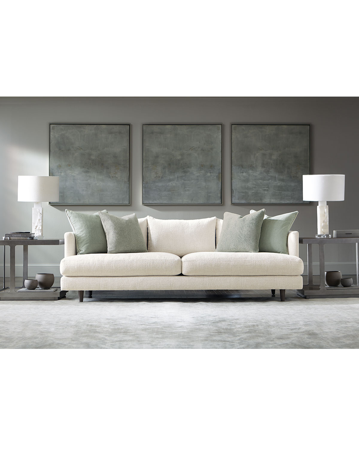 Bernhardt Collette Sofa, 92""
