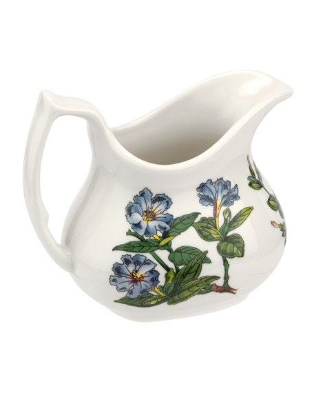 Image 2 of 3: Spode Stafford Blooms Cream Jug