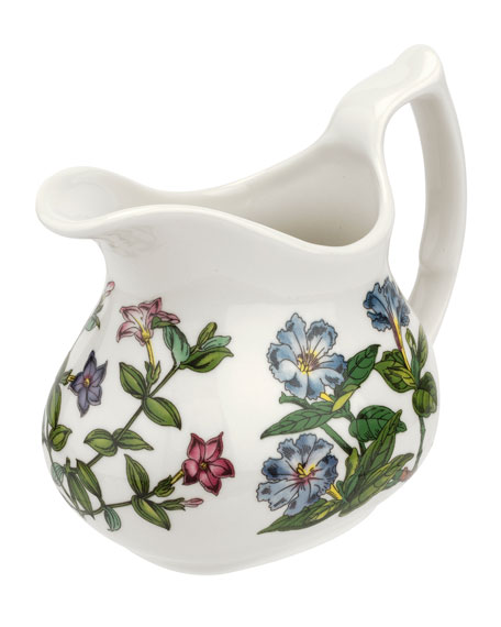Image 3 of 3: Spode Stafford Blooms Cream Jug