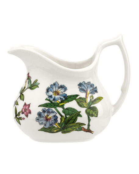 Image 1 of 3: Spode Stafford Blooms Cream Jug