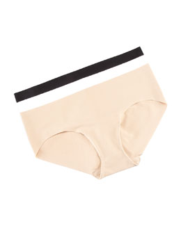 Commando Cotton Bikini Briefs