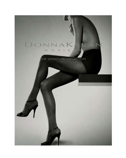 Donna Karan Signature Sueded Jersey Control Top