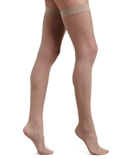 Wolford America Individual 10 Stay-Ups