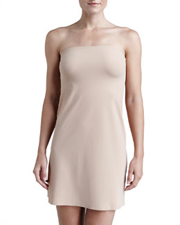 Commando Seamless Half Strapless Slip