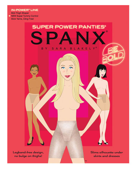 In-Power Line Super Power Panty