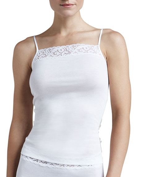Moments Lace-Trim Cami