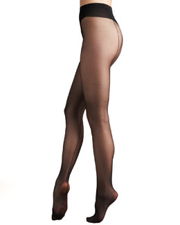 Wolford Individual Back Seam Tights