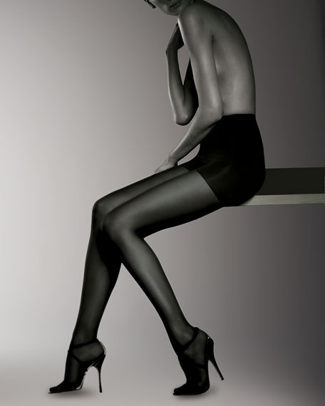 Opaque 40 Denier Control-Top Tights