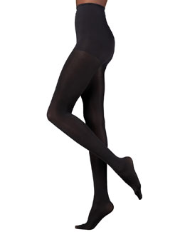 Donna Karan Opaque 40 Denier Control-Top Tights