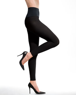 Commando 70 Denier Footless Tights